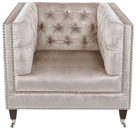tufted upholstery tufted upholstered velvet nailhead accent chair safavieh com