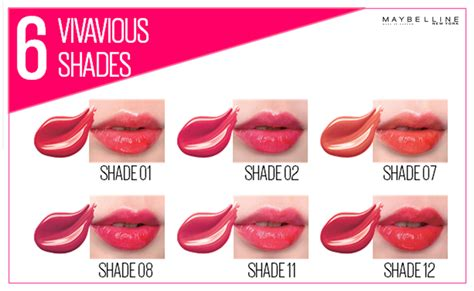 Maybelline Lip Tint Terbaru maybelline color sensational lip tint 4 5ml 6 colors to