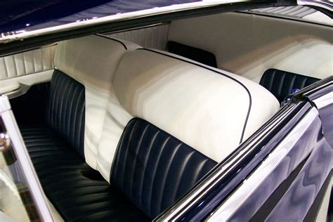 Auto Upholstery by Classic Custom Car Interiors Pictures To Pin On