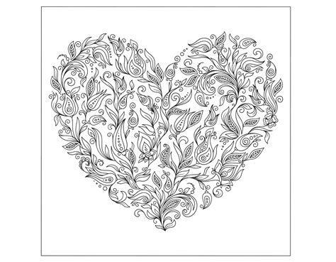 valentines day coloring pages for adults valentines day coloring pages for adults best coloring