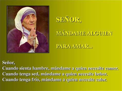imagenes espirituales catolicas frases espirituales con fotos madre teresa pinterest