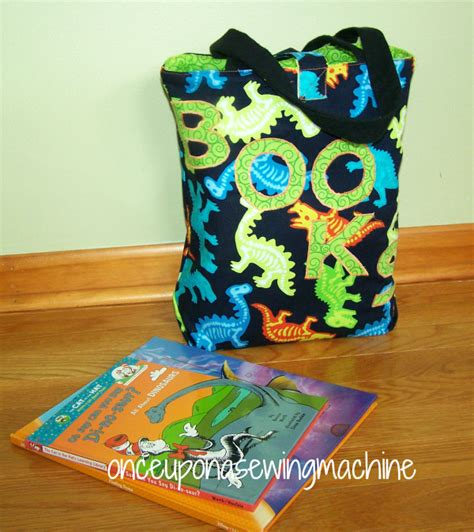 pattern for library book bag free pattern and tutorial library bag once upon a