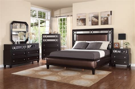Mcferran Bedroom Set by Mcferran Furnishing B372 Bedroom Set