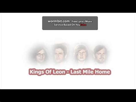 of last mile home lyrics
