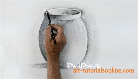 broken boat drawing start drawing part 6 draw a simple pot youtube