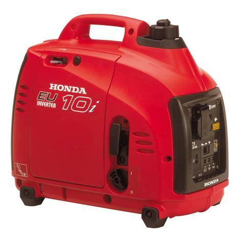honda eu10i 1000w petrol portable inverter generator