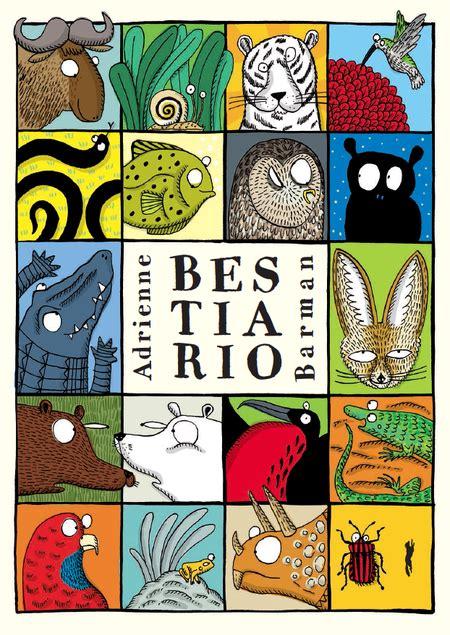 libro bestiario bestiario de adrienne barman un divertido cat 225 logo animal teaching kids