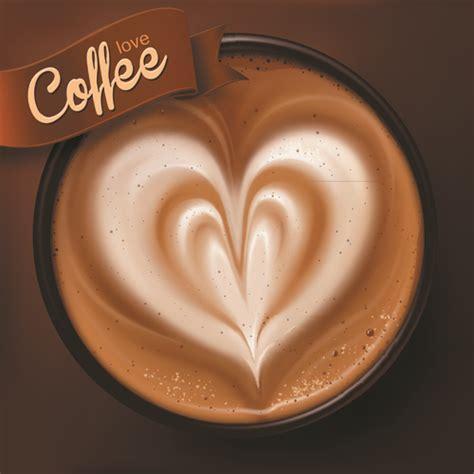 design a label in illustrator romantic coffee labels design vector free vector in adobe
