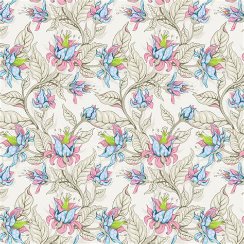 seamless pattern tutorial photoshop create a seamless fantasy floral pattern in adobe photoshop
