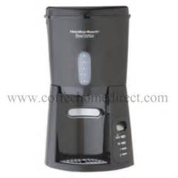 Coffee maker features an insulated tank and direct coffee dispensing
