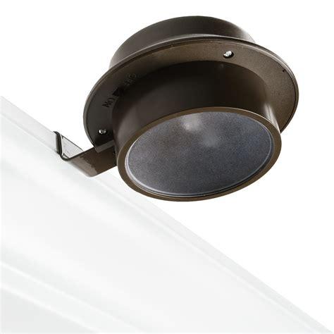 Solar Gutter Lights Review - pine top solar gutter safety light 5 round 9362u save 60
