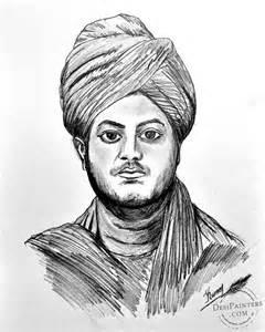 pencil sketch of vivekananda desipainters com