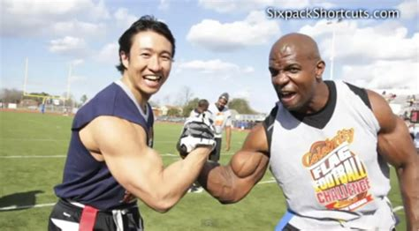 terry crews supplements 3 top muscle building tips with terry crews muscle fitness