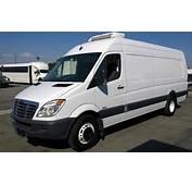 Sprinter Refrigerated Van Reefer Transit Chevy Ford