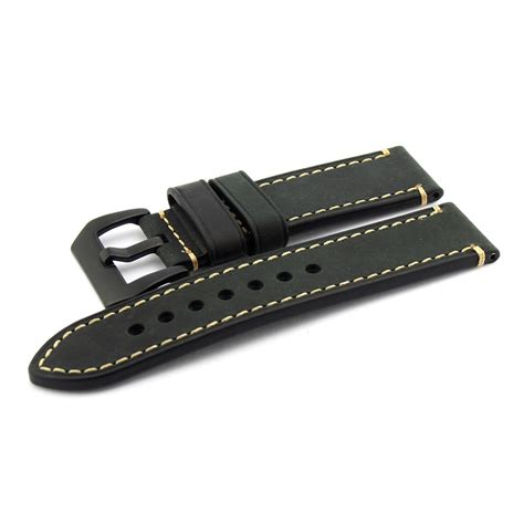 leather straps smooth black leather black buckle straps house