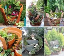 diy fairy garden the whoot
