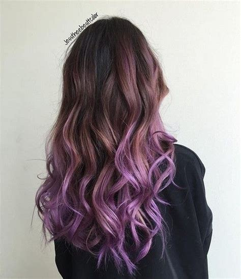 20 purple ombre hair color ideas thick hairstyles 20 purple ombre hair color ideas pretty hair color