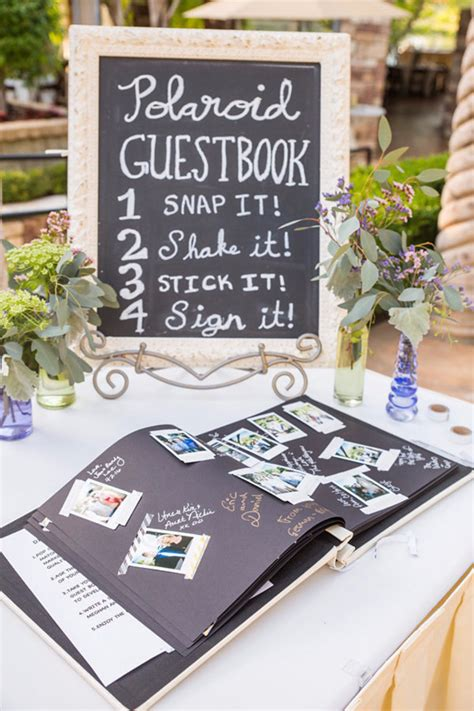 Wedding Guest Photos Ideas by 23 Unique Wedding Guest Book Ideas For Your Big Day Oh