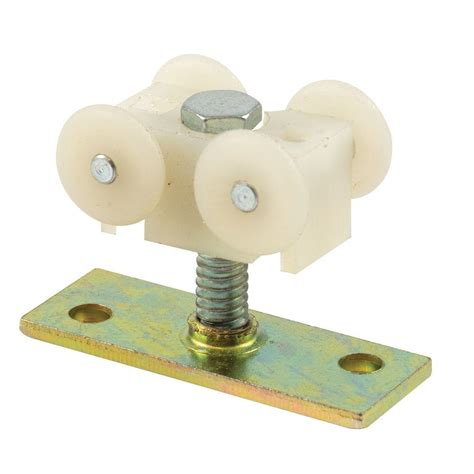 Closet Door Rollers Closet Door Rollers Door Knobs Hardware Hardware The Home Depot