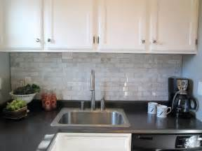 Carrara Marble Kitchen Backsplash by Timeless Carrara Marble Backsplash
