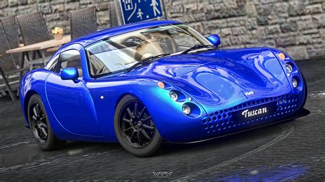 Tvr Tuscan Speed 6 Tvr Tuscan Speed 6 00 F06 By M2m Design On Deviantart