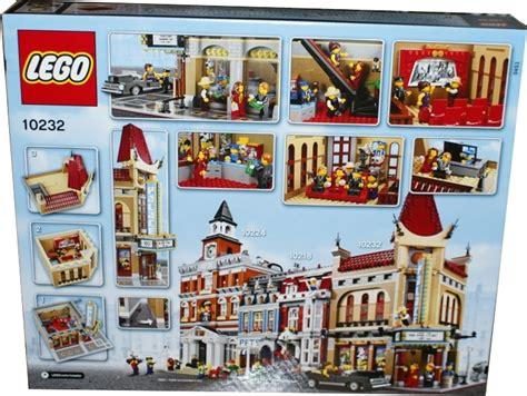 Murah Lego 10232 Palace Cinema lego exklusiv 10232 palace cinema g 252 nstig kaufen teltow