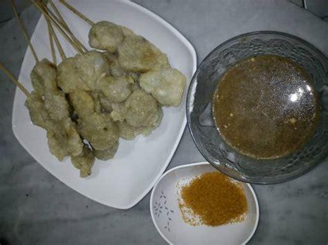 kuliner  wisata indonesia cilok goreng setiabudi