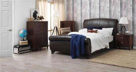 leather bedroom suite 1000 images about leather pu beds on pinterest