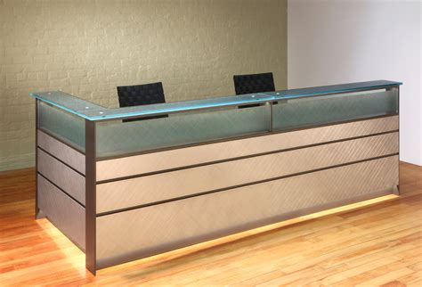 custom reception desks glass reception desks stoneline
