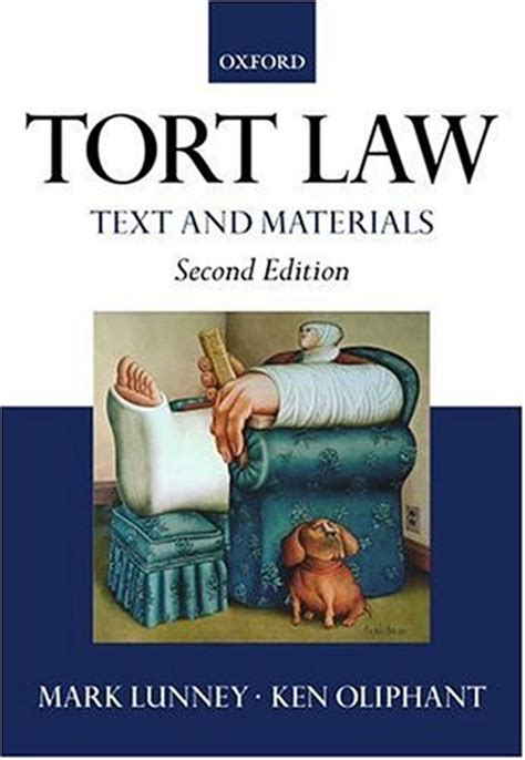 tort text and materials by lunney reviews