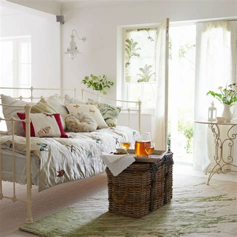 Daybed In Living Room Classic White Living Room Summer Living Room Ideas Housetohome Co Uk