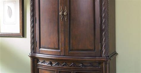 north shore armoire north shore armoire by ashley millennium www shopweathers