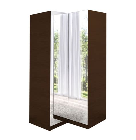 Free Standing Armoire by Alta Corner Wardrobe Closet Free Standing Corner Closet Contempo Space