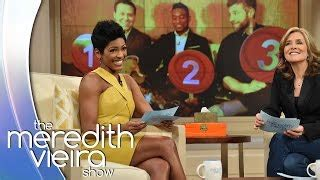 tamron hall plays dating game on meredith today tamron hall on sarah palin apologists quot these people kill