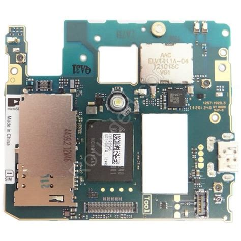 Sony Xperia T Lt30p Unlocked Motherboard Mainboard Logic Board sony xperia t lt30p motherboard mainboard 1257 1929 3