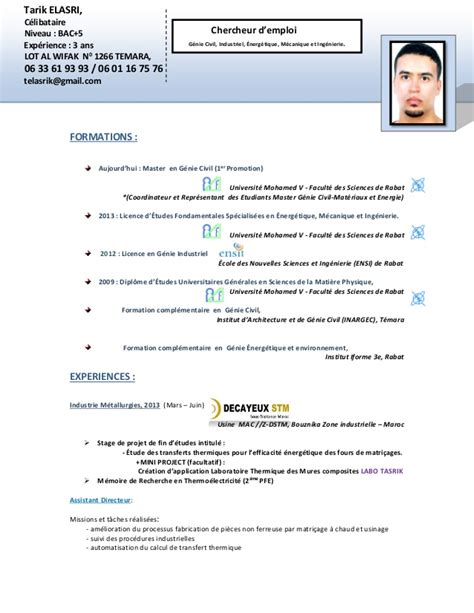 Exemple De Lettre De Motivation Niveau Bac Modele Cv Niveau Bac Lettre De Motivation 2017