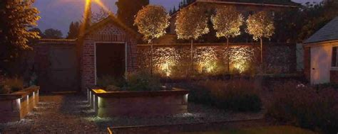 garden wall lights led garden lighting installers orpington bromley beckenham