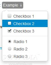 bootstrap tutorial radio button jquery bootstrap style dropdowns download