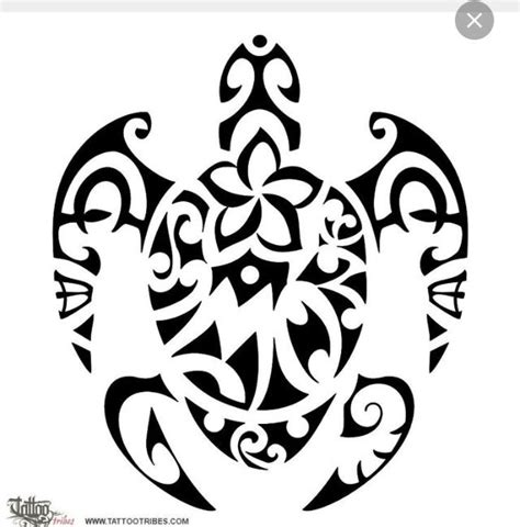 68 polynesian turtle tattoos collection