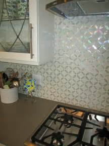 Glass Tile Kitchen Backsplash by 30 Trendiest Kitchen Backsplash Materials Kitchen Ideas