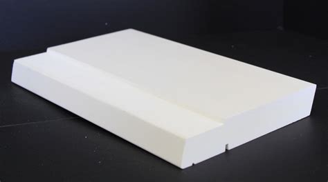 Plastic Windowsill pvc sill moulding suitable for replacing wooden hung window sills retrofit