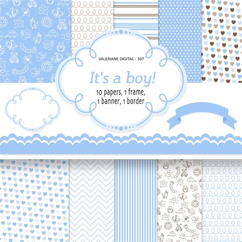 design foto baby baby boy digital paper backgrounds instant download baby