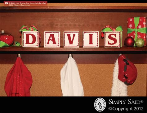 simply said designs christmas 64 best seasons images on diy decorations natal and