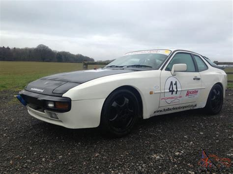 porsche 944 rally car porsche 944 lux classic track race hill climb rally