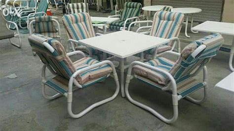 pvc patio chairs houseofaura pvc lawn chair pvc patio furniture in