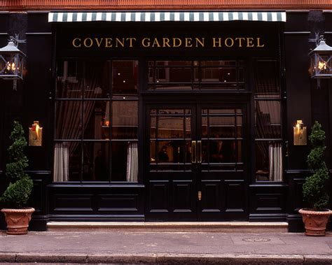 Covent Garden Hotels by The Top Luxury Hotels In The West End Of