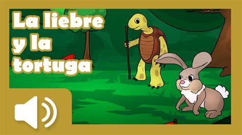 libro yoruga la tortuga y la liebre y la tortuga cuentos de hadas e historias para ni 241 os youtube