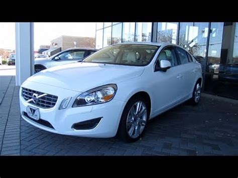 how to work on cars 2011 volvo s60 user handbook 2011 volvo s60 awd start up engine and in depth tour youtube