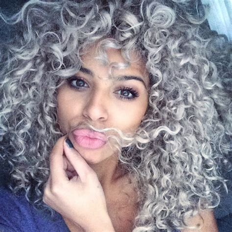 platinum gray hair color platinum silver curls hair colors ideas
