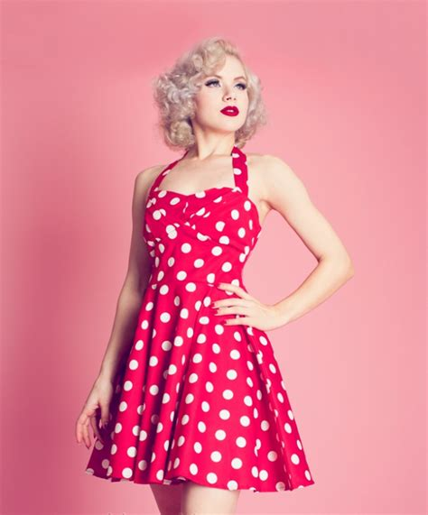 Polka Dress polka dot dress dressed up